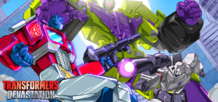 Now Available on Steam - TRANSFORMERS: Devastation